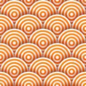 Circles with drop shadows — Stock Vector