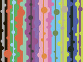 Красочный фон — Cтоковый вектор