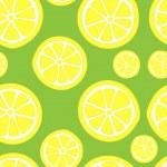 Постер, плакат: Seamless lemons