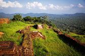 Sigiriya lion rock twierdzy w sri lanka — Zdjęcie stockowe