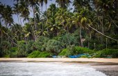 Summertime at Tropical Beach — Stock Photo