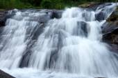 Waterfall in tropical forest. — Stock Photo