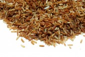 Coarse rice — Stock Photo
