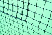 Net of Tennis Court — Foto Stock