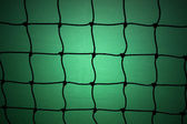 Net of Tennis Court — Stock Photo