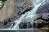 Krung Ching waterfall National Park Nakhon Si Thammarat, Thailan — Stock Photo