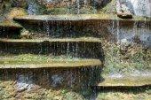 Cascada de agua pequeño — Foto de Stock