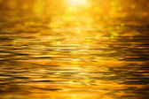 Abstract of reflective water surface background — Stock Photo