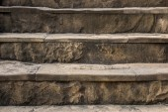 Laterite stairs — Stock Photo