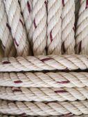 Bundel kabel touw — Stockfoto