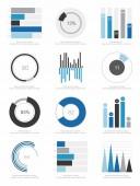 Infographics elements — Stock Vector