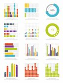 Infografiki elementów — Wektor stockowy