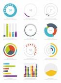 信息图表元素 — 图库矢量图片