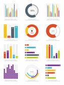 инфографика элементы — Cтоковый вектор