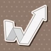Arrow theme elements vector,eps — Stock Vector