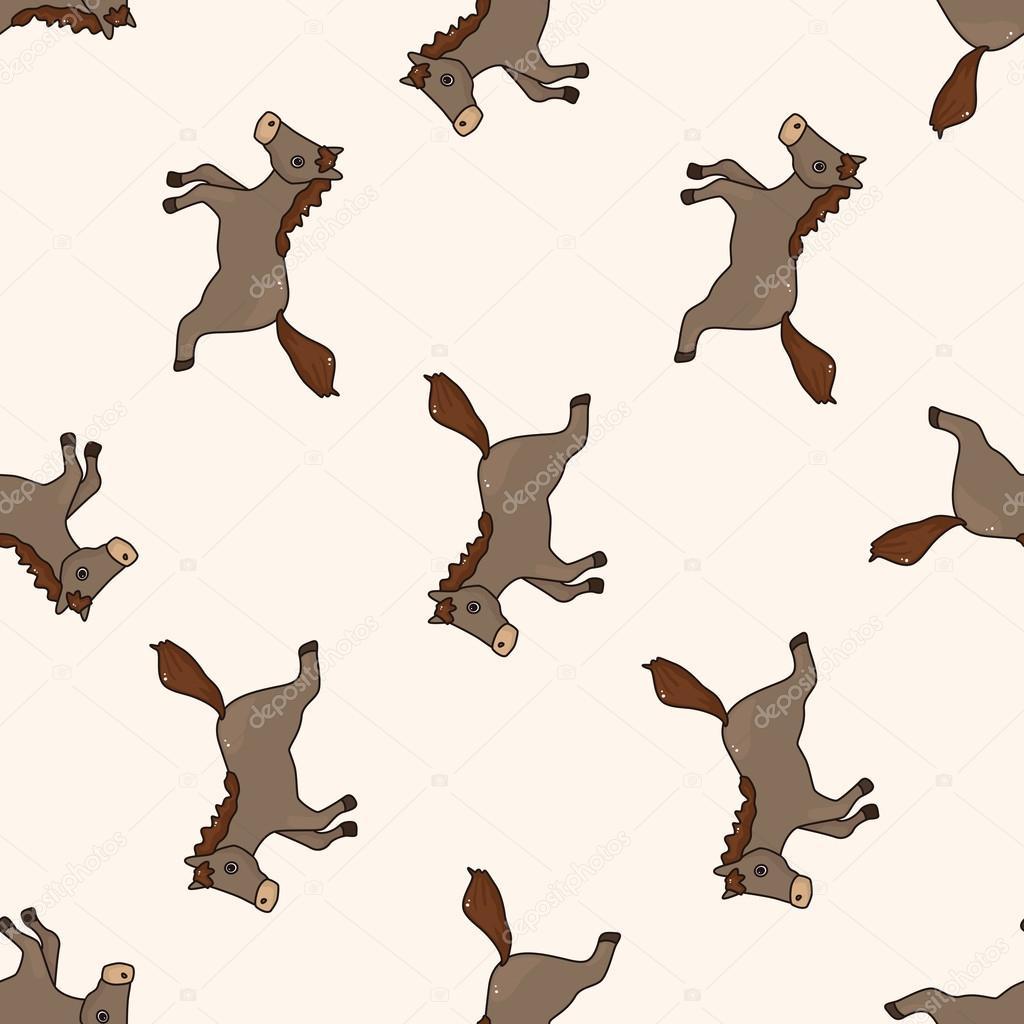Dibujos Animados De Caballo Animal, Dibujos Animados De