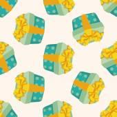 Birthday presents ,seamless pattern — Stock Vector