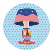 Design lamp style theme elements vector,eps — 图库矢量图片