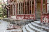 Abandoned Luxury House — Stock Photo