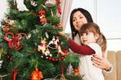 Looking forward to Christmas - Stock Image — Stock Photo