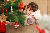 Förbereda för jul - Stock bild — Stockfoto