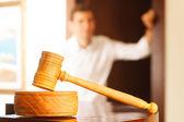 Judges Gavel — Stock Photo
