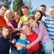 Disabled Man with Group of people — Stock Photo #67525821