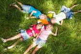 Happy children — Stock Photo