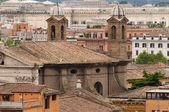 Telhados de roma — Foto Stock