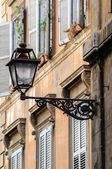 Old streets of Rome, Italy — Stock Photo