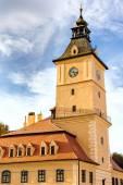 The Council Square, Brasov, Romania — Stock Photo