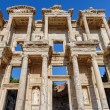 Ancient Celsius Library in Ephesus, Turkey — Stock Photo #56657755