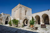 Sultanhani caravansary on Silk Road, Turkey — Stock Photo