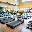 Treadmills — Stock Photo #62918759