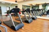 Treadmills — Stock Photo