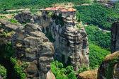 Холли монастырь Варлаама, Метеоры, Греция — Стоковое фото