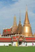 Temple thaïlandais — Photo