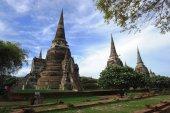 Thai temple — Stockfoto