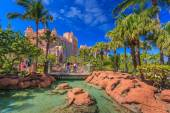 Atlantis in Bahamas — Stock Photo