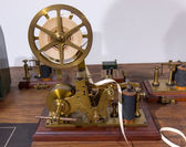 Vintage Morse telegraph machine — Stock Photo