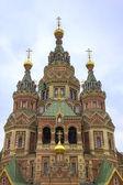Kirche St. Peter und Paul Kirche, Sankt Petersburg — Stockfoto