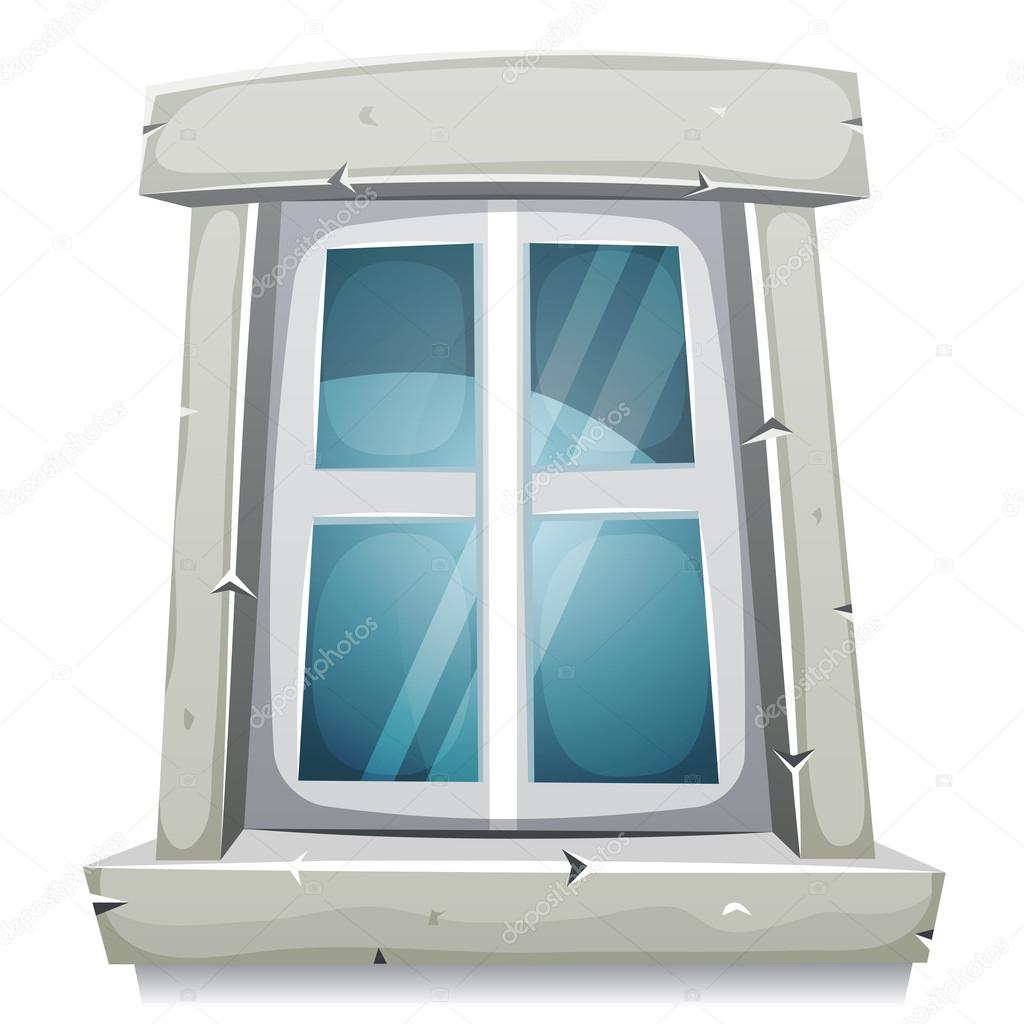 Dessin anim fen tre ferm e image vectorielle benchyb 61785335 - Finestre condominiali aperte o chiuse ...