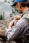 Angler — Stock fotografie