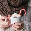 Hot chocolate — Stock Photo #57195251