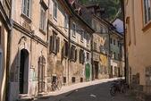 Ljubljana old town — Stock Photo