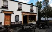Old style pub in irish country — Stockfoto
