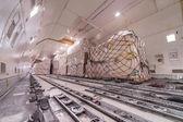 Cargo freighter — Stock Photo
