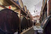 Sudy na víno — Stock fotografie