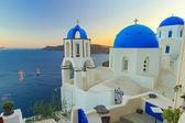 Σαντορίνη Ελλάδα — Φωτογραφία Αρχείου