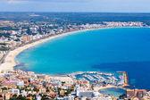 Mallorca, can picafort — Stock Photo